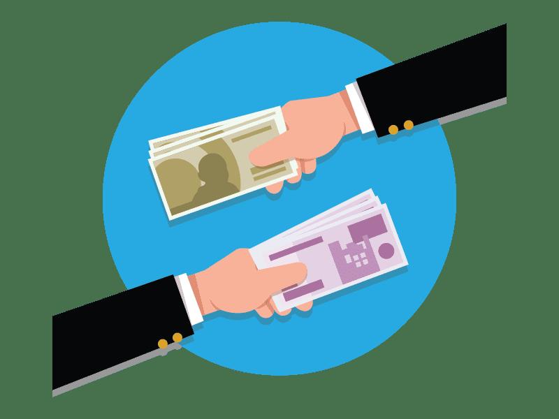 faktor faktor pengaruh nilai tukar mata uang