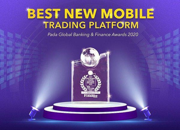 "HSB Investasi Memenangkan Penghargaan ""Best New Mobile Trading Platform Indonesia 2020"""
